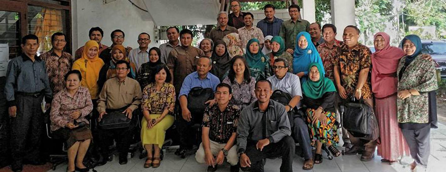 Staff Pengajar Jurusan Biologi